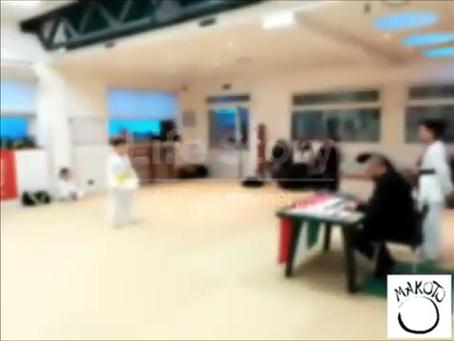 Esami Taekwondo alla Makoto