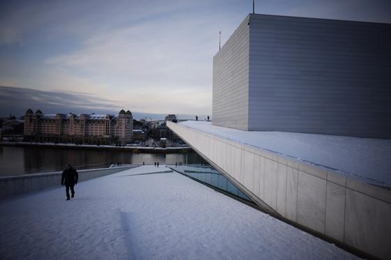 Exploring Oslo, Norway