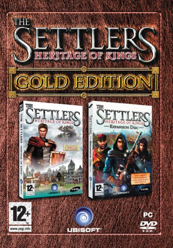 Settlers Heritage of kings Gold Edition