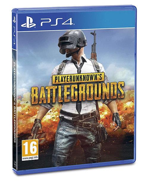 PUBG - Player Unknown's Battleground (PS4) - UK