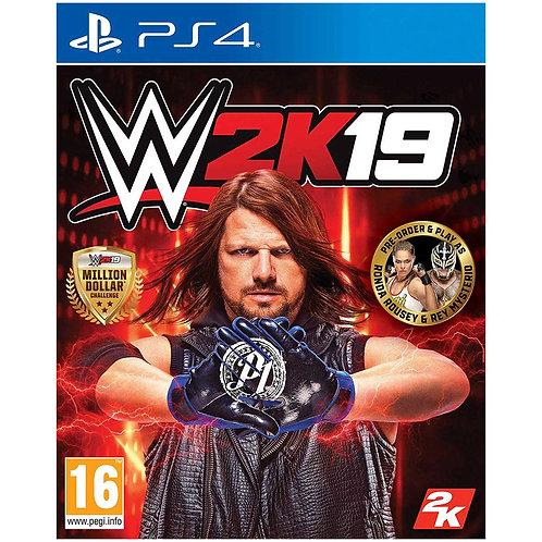 WWE 2K19 (PS4) R2
