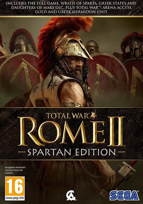 Rome 2 ToralWar Spartan Edition