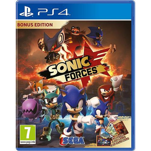 Sonic Forces Bonus Edition PS4 - R2