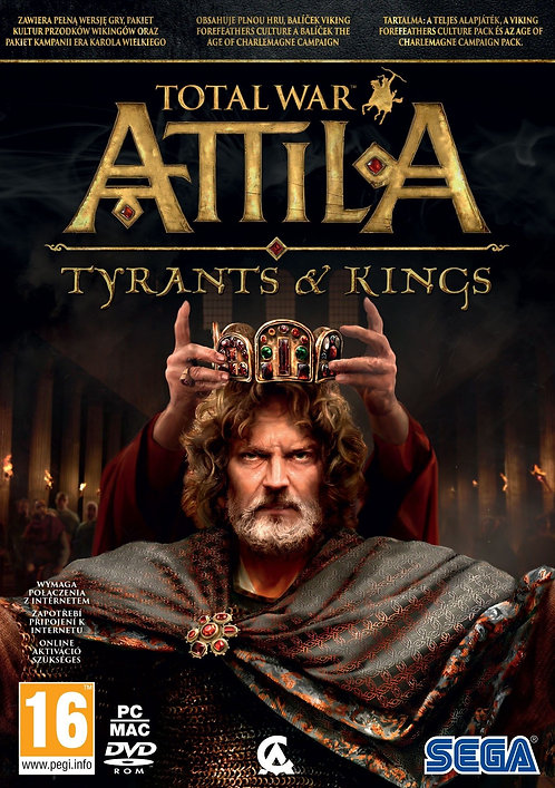 Total War Attila Tyrants and Kings