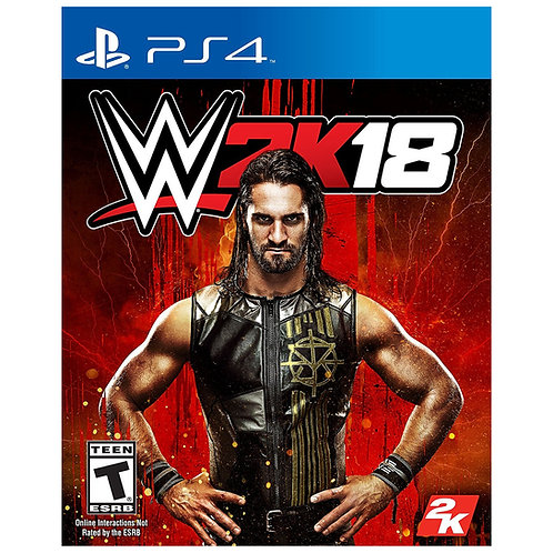 WWE 2K18 PS4 - R1