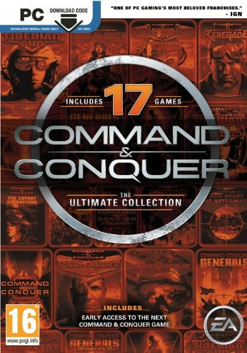Command and Conquer The Ultimate Edition