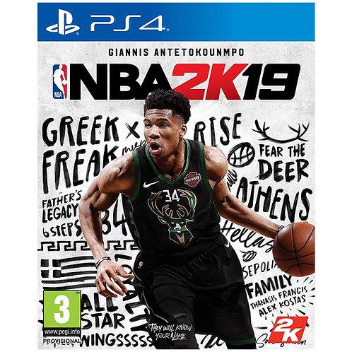 NBA 2K19 Playstation 4 - R2