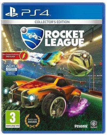 Rocket League Collector Edition R2