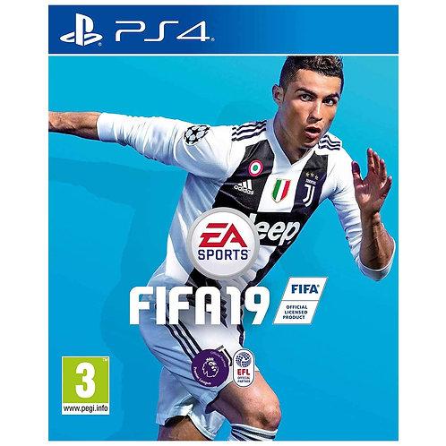 FIFA 19 (PS4) R2 - Arabic