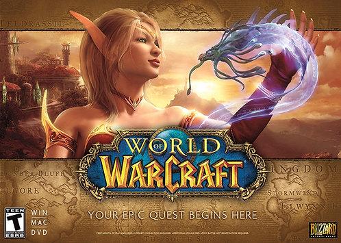 World of Warcraft Battle Chest 5.0