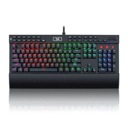 Redragon K550 RGB Yama 131 Key RGB LED Illuminated Backlit Mechanical Keyboard