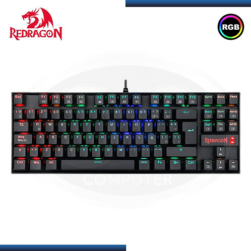 Redragon Kumara K552 RGB Mechanical Gaming Keyboard