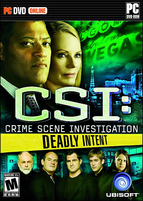 CSI Deadly Intent