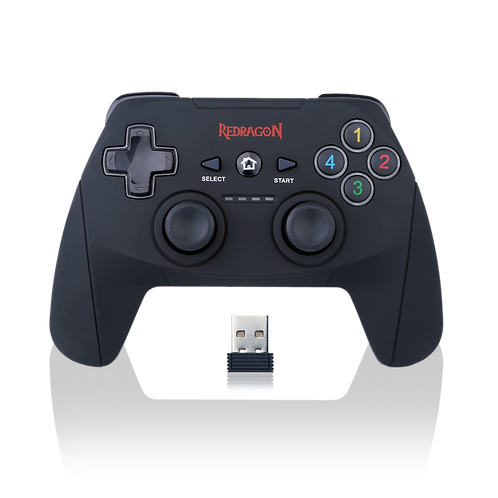 Redragon Harrow G808 Wireless Game Pad Controller