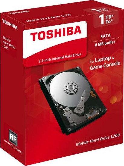 TOSHIBA 1 TB INTERNAL
