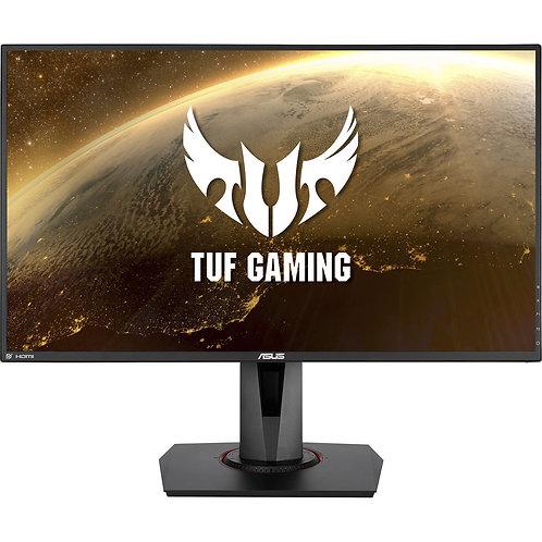 Asus TUF Gaming VG279QM HDR, 27 FHD, Overclockable 280Hz, 1ms Gaming Monitor