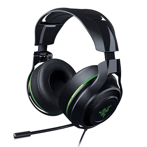 Razer Mano'war 7.1 Gaming Headset Green