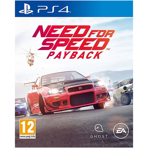 Need For Speed Payback PS4 - R2