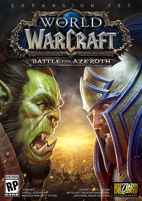 World of Warcraft®: Battle for Azeroth