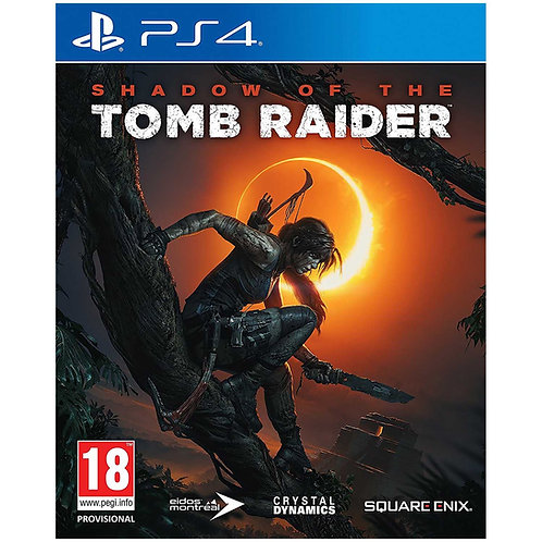 Shadow of the Tomb Raider (PS4) R2