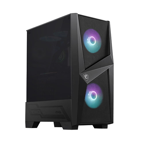 MSI MAG FORGE 100R ATX Mid Tower
