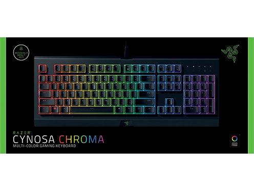 RAZER Gaming Keyboard Cynosa Chroma