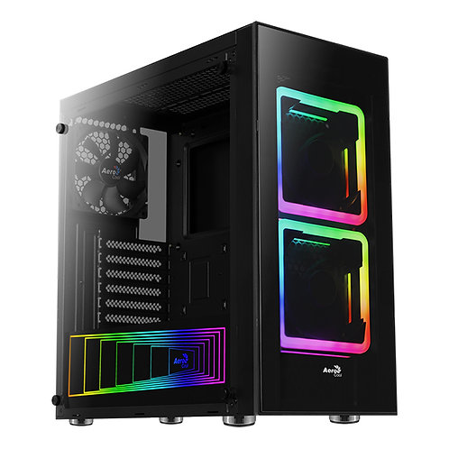 Aerocool Tor RGB Mid Tower Case