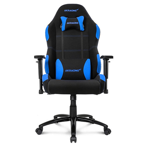 AKRacing Ex-Wide Gaming Chair - Blue
