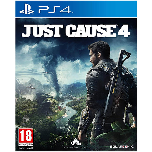 Just Cause 4 Standard Edition (PS4) R2