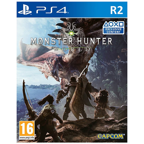 Monster Hunter World for PS4 - R2