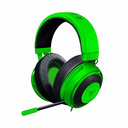 Razer Kraken Pro V2 Oval Edition-with Mic Gaming Headset For PC/ PS4/ Xbox One/M