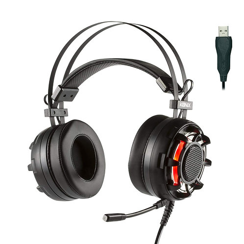 Headset Konix Drakkar Ragnarok Pro Gaming 7.1 Surround (Ragnarok)