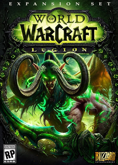 World of Warcraft Legion Eu
