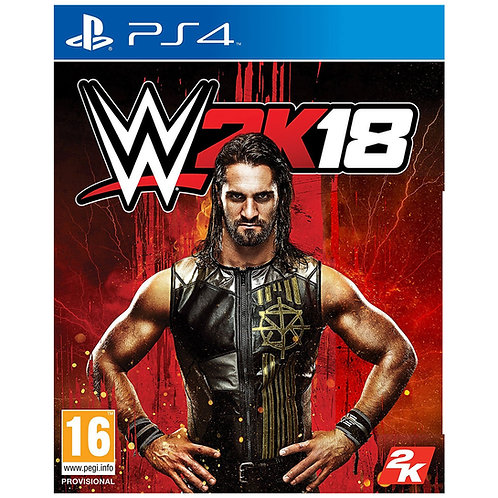 WWE 2K18 PS4 - R2