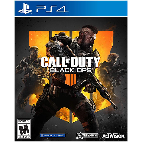 Call of Duty Black Ops 4 - PlayStation 4 Standard Edition R1