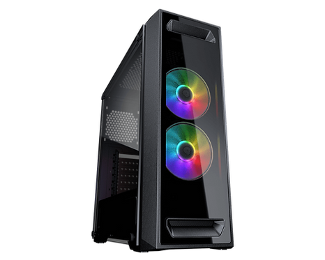 Cougar MX350 RGB Mid Tower PC Case