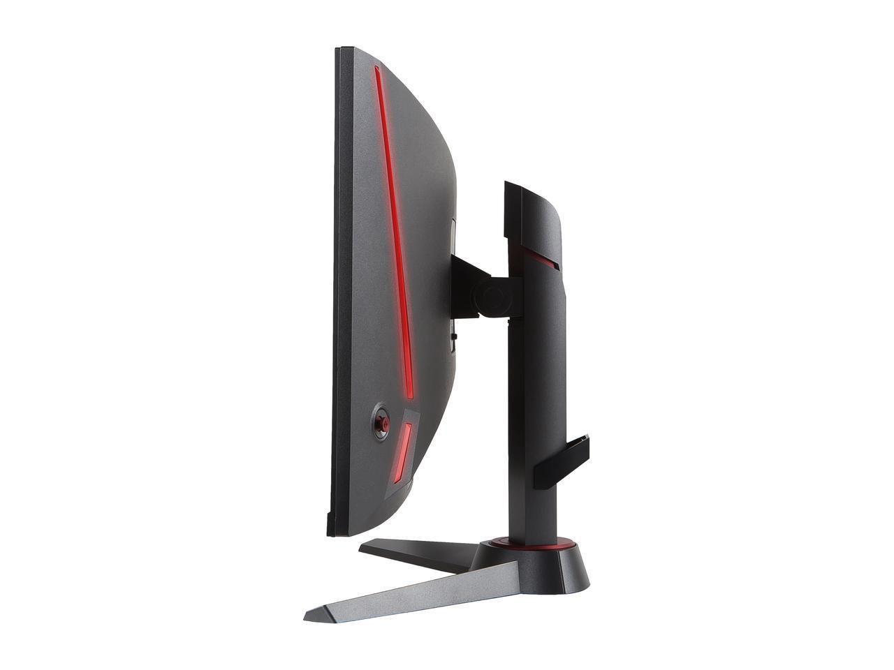 MSI Optix MAG24C 144 Curved FHD 1080p 1ms (MPRT) 144Hz Widescreen LED
