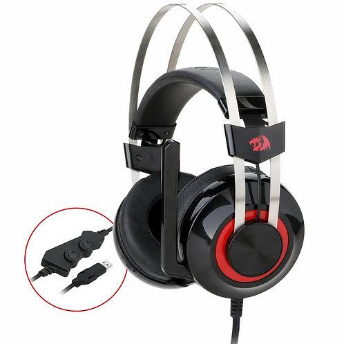 Redragon H601 Talos 7.1 Surround Sound Gaming Headset