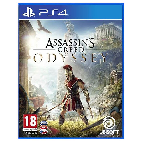 Assassin's Creed Odyssey (PS4) R2