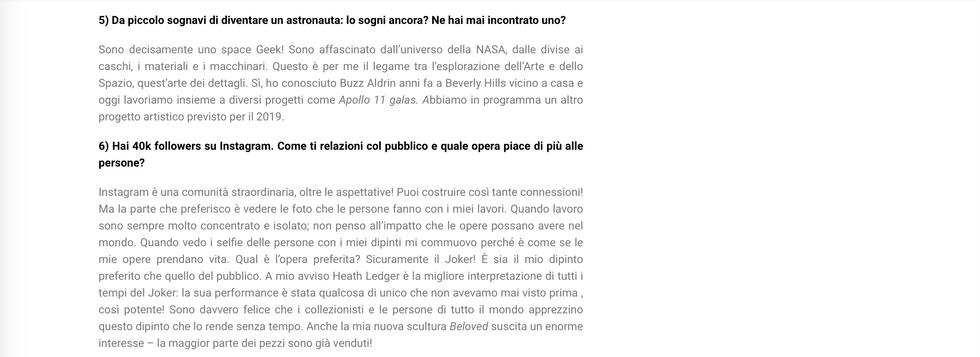 Remy Bond interview Artuu