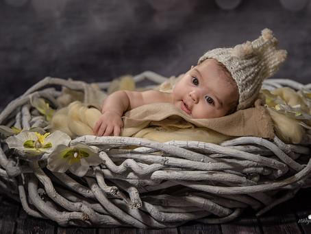 Yeni Doğan Bebek ve Çocuk Fotoğrafları