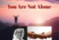 إعلان You are not alone.JPG