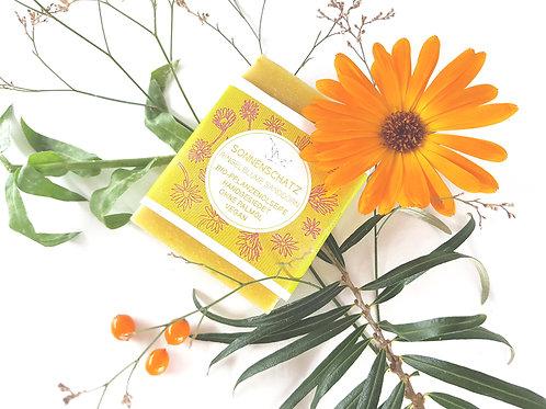 Sonnenschatz mit Ringelblume & Sanddorn