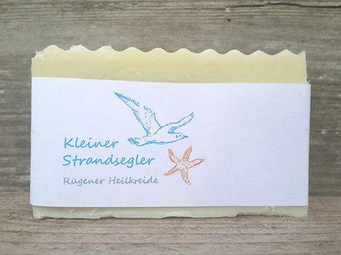 KLEINER STRANDSEGLER mit Rügener Heilkreide