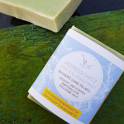 SEIFE MEERESSCHATZ mit Algen Extrakt