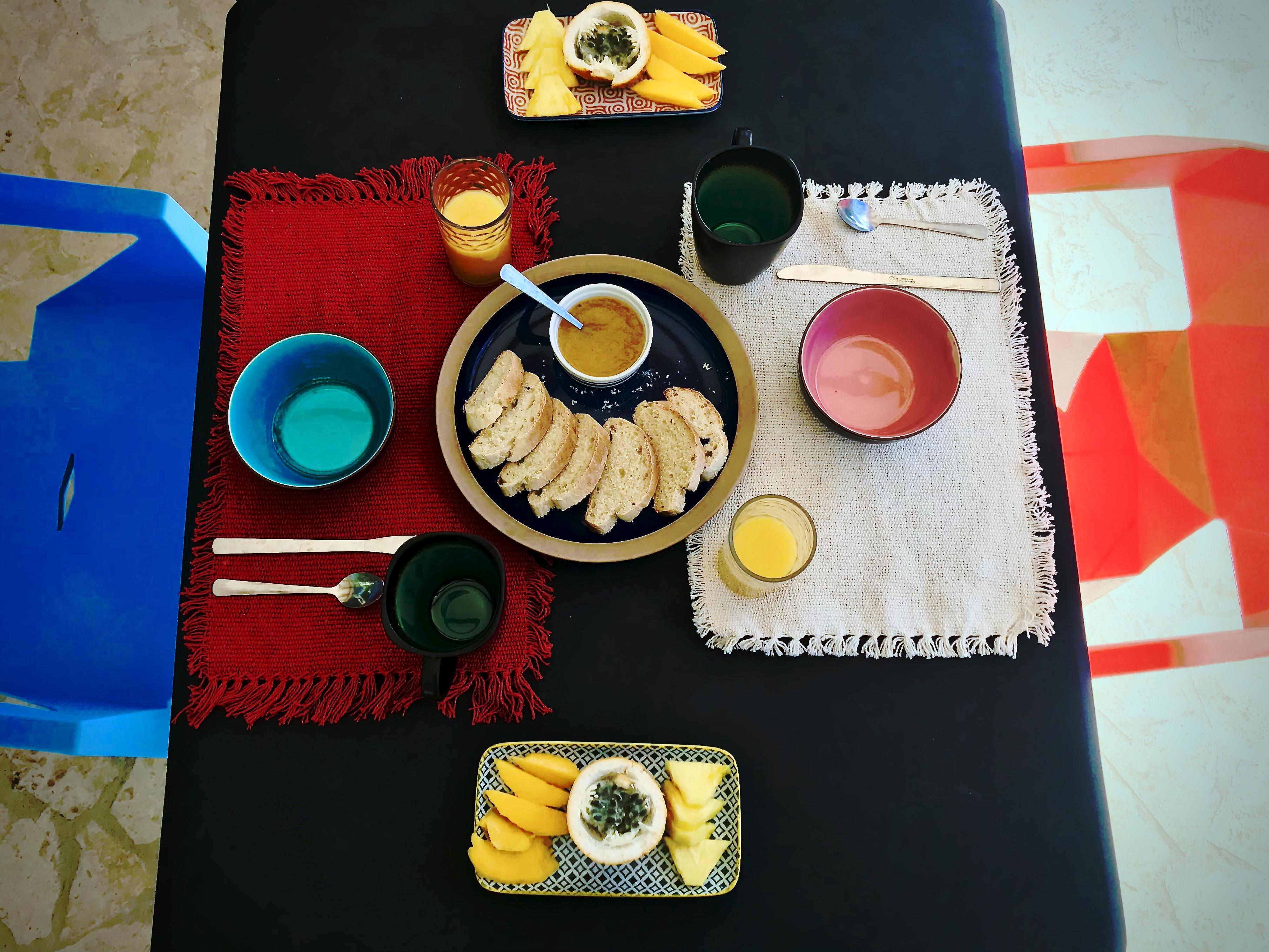 Breakfast homemade