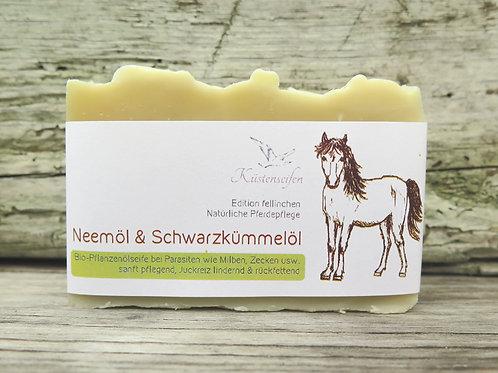 Pferdeseife, Bio Shampooseife, Shampoo für Pferde, Allergiker