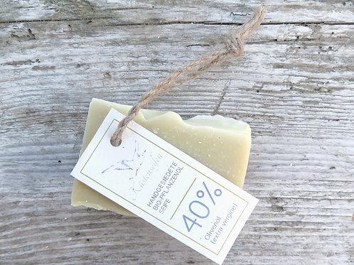 Bio Seife, Naturseife, Seife mit Kordel Anhänger