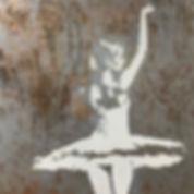 Купить картину с балериной, балерина маслом, картины русских художников, ballet russian art Elena Begma ballerina
