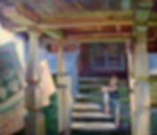 Художник Елена Бегма. Купить русские картины, картины профессиональных авторов, russian oil painting, russian historical art painting, portrait of russian boy by Elena Begma